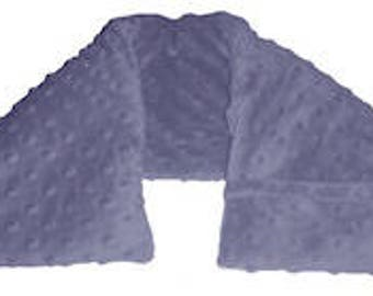 Spa Heat Wraps | Warmth and Comfort Where You Want It | Essential Oil Infused Flax Seed | Microwave Heated | Made In USA