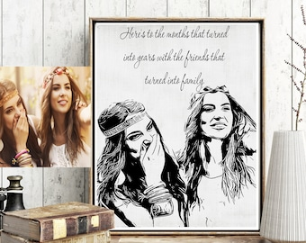 personalized best friend gift ideas best friend birthday gift for her gift for sister gift for womens gift best friend gift birthday gift
