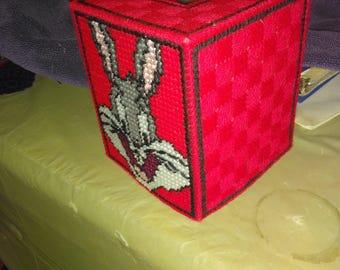 Bugs Bunny Tissue Box Cover