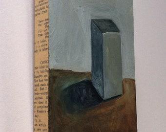 Original, Oil Painting, Still Life, Small, Subtle, Understated