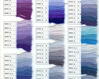 Clearance: Anchor Tapestry Wool - Shades 8776 to 9442