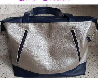 Bag women, leather, chic, trendy