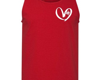 Men's D'Janai Made It logo tank top