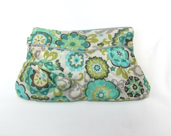 Wristlet Clutch, Makeup Bag, Zipper Pouch, Clutch Purse, Clutch Bag, Women Wallet, Wristlet Pouch, Wristlet Wallet, Womens Wallets