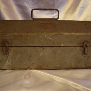 Tool Box Rusty Crusty Tool Box
