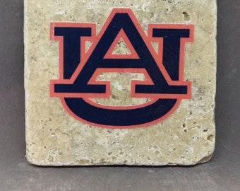 Auburn University Coaster (4-Pack)