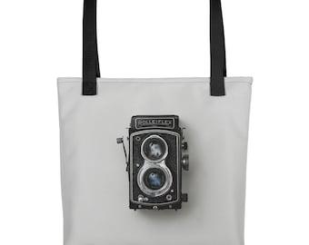 Rolleiflex - Tote bag