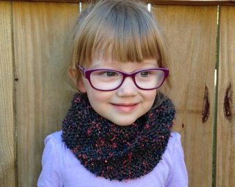 Toddler Twist Scarf- Fancy Olive