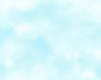 Blue Sky (8449-B) by Maywood Studio Cotton Fabric Yardage