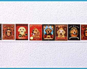 1 Inch Wide Custom Made Adjustable Harry Potter Dogs