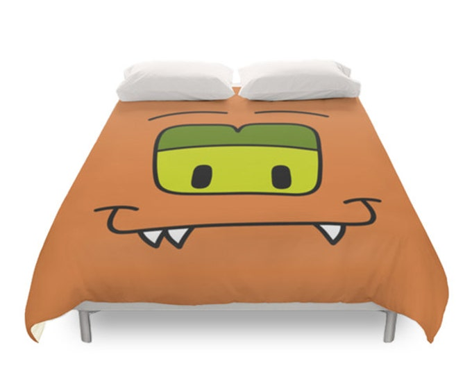 Boo Duvet Cover - Monsters