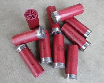 "Custom 12 Gauge Trainer Dummy Round - 10 Rounds (FEDERAL 7-1/2 1-1/8oz 2-3/4"")"