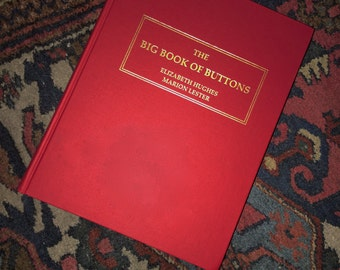 the BIG BOOK of BUTTONS