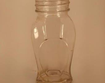 Antique Hazel-Atlas screw top bottle