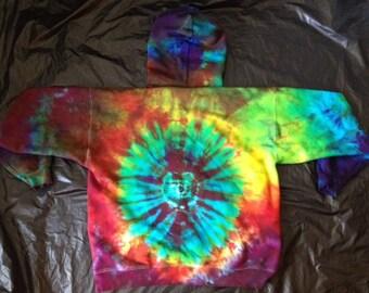 Tie Dyed CUSTOM Dyed Hoodies (ADULT)