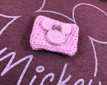Millennial Pink Cup Cozy