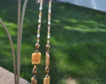 Brass Nautilus Necklace
