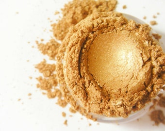 Aztec Gold- All Natural Mineral Eyeshadow (Vegan)