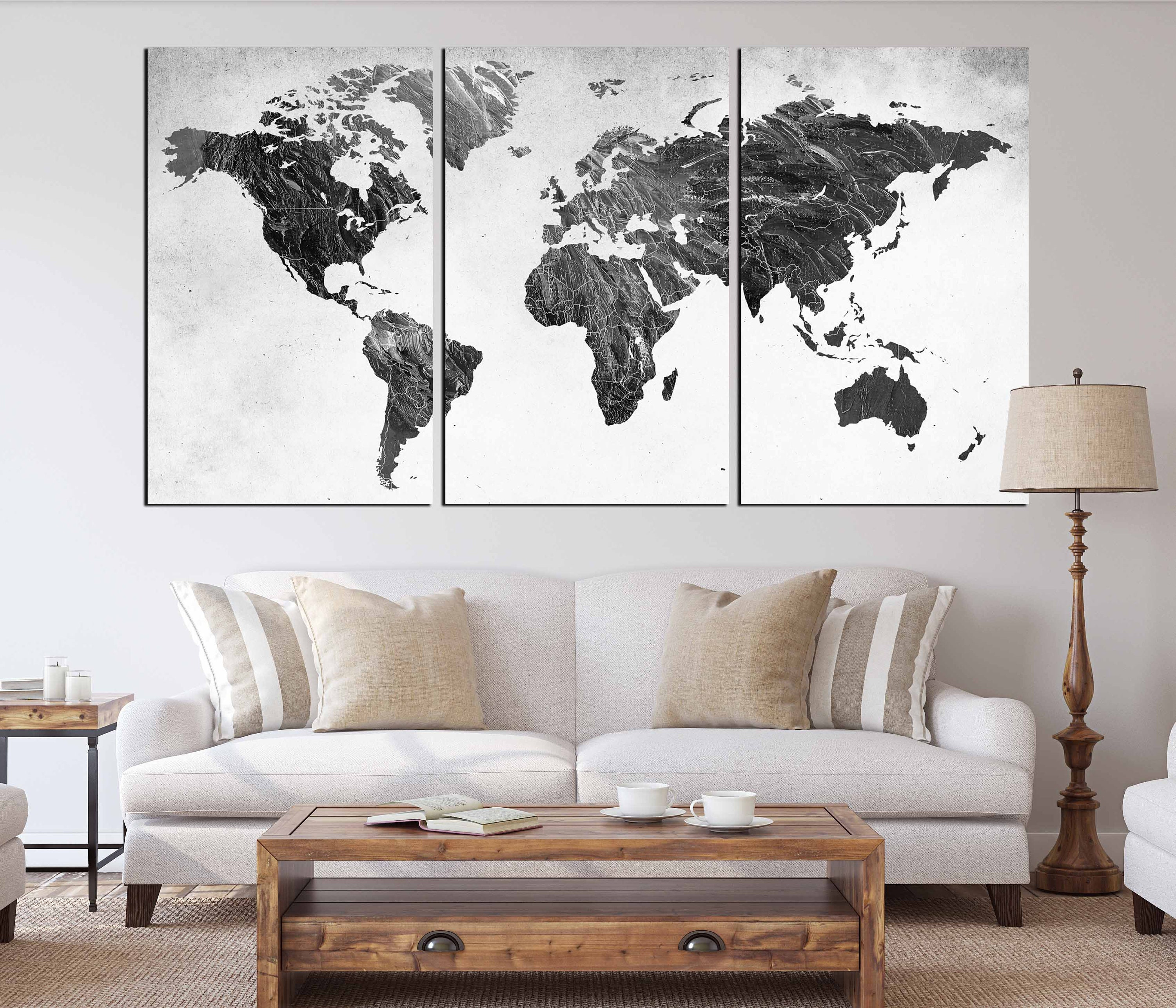 World mapblack and white mapworld map black whiteworld map art world mapblack and white mapworld map black whiteworld map artworld map canvasblack and white map abstract world mapblack white wall gumiabroncs Gallery