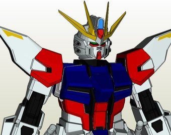 Build Strike Gundam Pepakura