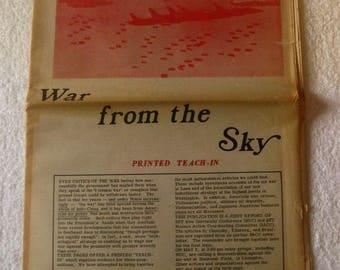 Indochina Vietnam Publication Vintage Original Newspaper Ephemera