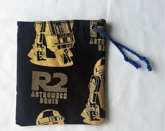 R2D2 Dice bag/pouch