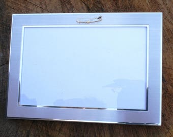 Boeing 747 Photo Picture Frame Gift Landscape Or Portrait Plane Gift