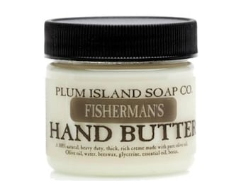 Hand Butter: Fisherman's