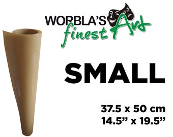 Pre-Order Worbla Finest Art SMALL SHEET - Thermoplastic Crafting Material