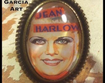 Jean Harlow Ring
