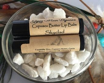 Organic Cupuacu Butter Lip Balm