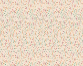 2 Yard Cut - Priory Square by Katy Jones for Art Gallery Fabrics - Pouring Rainbows
