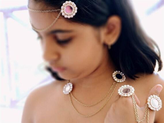 Jewelry for Indian Kids Kids Wedding Jewelry Kids Jewelry