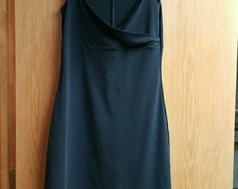 Old Navy black dress size small