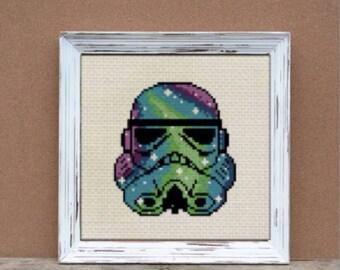 Small Rainbow Stormtrooper