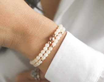 QUINSCO Mother's Day Bracelet Stack