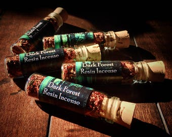 Dark Forest Incense ~ Witchcraft ~ Wiccan ~ Pagan ~ Altar ~Witch