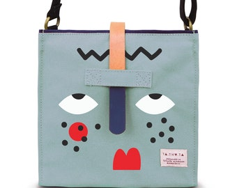 Jam Miranda bag : small sling bag, ipad mini bag, mini bag, crossbody bag