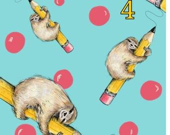 Sloth Leggings