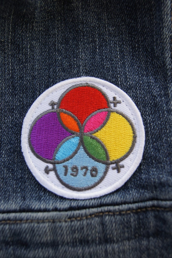 Gay Pride Patch