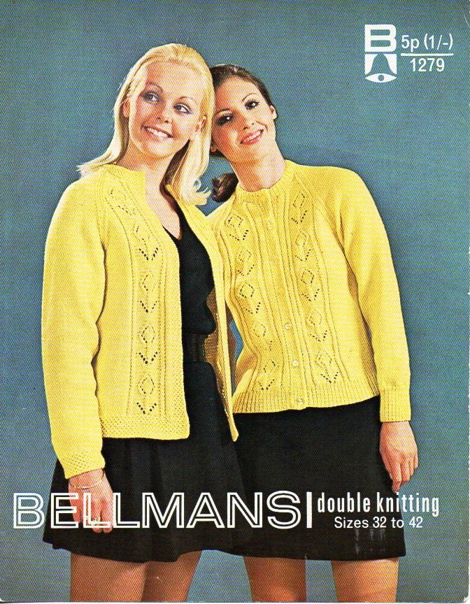 ladies cardigan knitting pattern womens pattern panel jacket