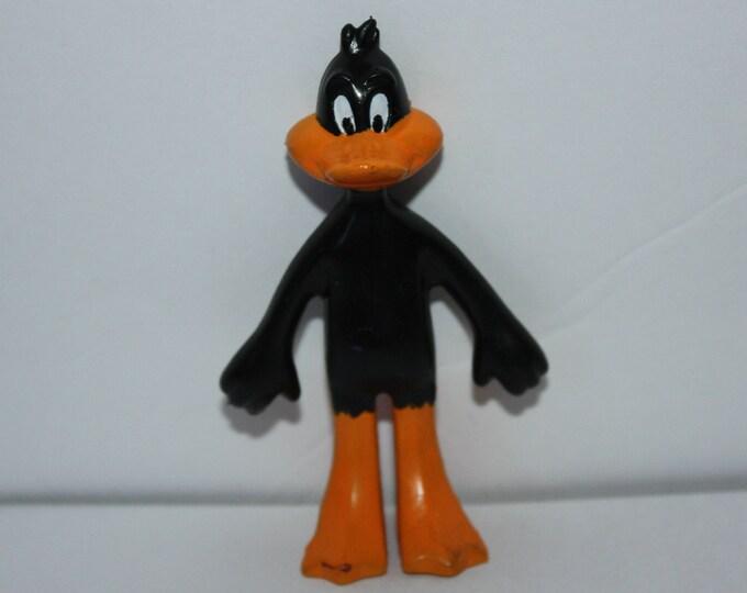 "Vintage Arby's 1988 Looney Tunes Daffy Duck 3"" Figure"