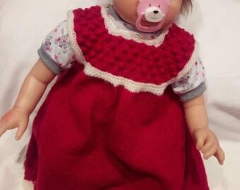 Bobble Dress sleeveless