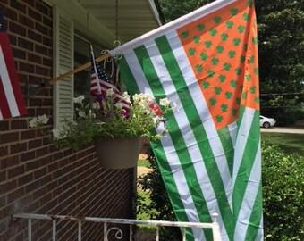 American Irish Flag
