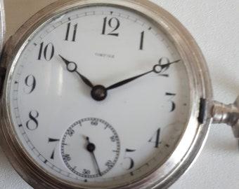 Pocket Watch Swiss Omega - Grand Prix Paris 1900