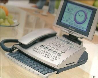 telephone  communications unit