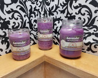 Lavender - 100% Soy Wood wick Candle