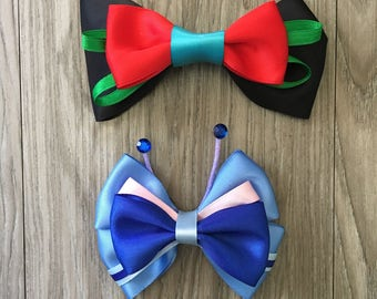 Island Girl & Alien 626 Inspired Hair Bow