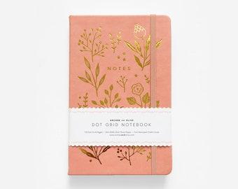 Bullet Journal  |  Dot Grid notebook  |  Bujo |  Goal Planner  |  Dot Grid A5  |  Bullet Journal Plan