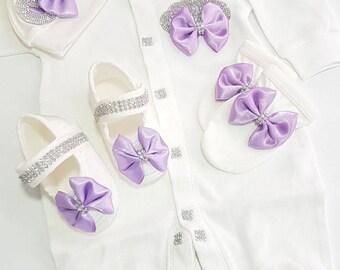 Purple Princess 4 pieces set